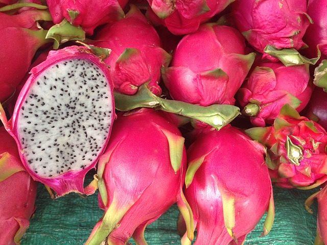 dragonfruit healthy food in myrtle beach