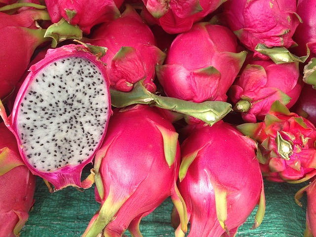 dragonfruit healthy food in myrtle beach